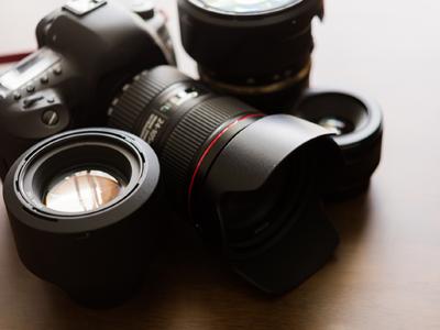 カメラの買取イメージ